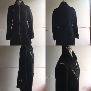 Michael Kors Beautiful Women's Wool Coat,